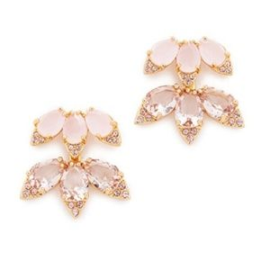 KATE SPADE | Blushing Blooms Ear Jackets